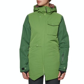 Armada Helena Insulated Womens Snow Jacket - Sage