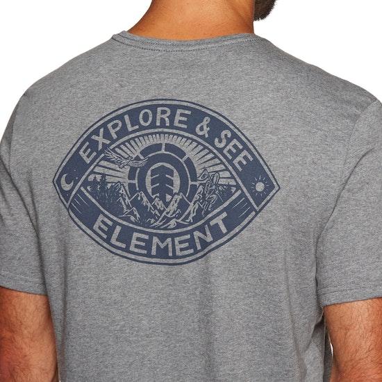 Element Eye Short Sleeve T-Shirt