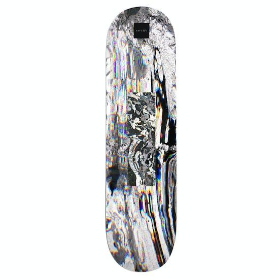 SOVRN Tonal Renderings One 8.25 Inch Skateboard Deck