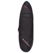 Ocean and Earth Double Compact Fish Cover Surfboard Bag