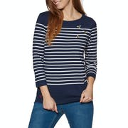 Joules Harbour Embroidered Womens Top