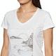 T-Shirt à Manche Courte Femme Rip Curl By The Sea