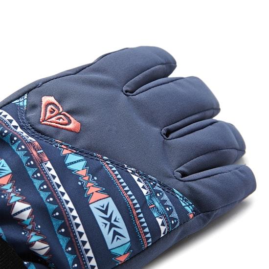 Roxy Jett Girls Snow Gloves