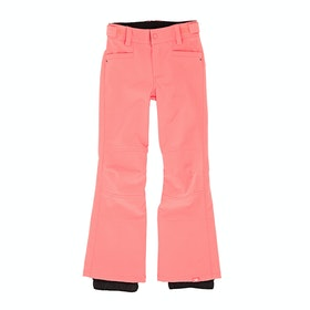 Roxy Creek Girl Snowboardbukser - Shell Pink