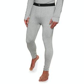 SWELL Thermal Base Layer Leggings - Grey Marle