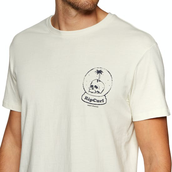 Rip Curl Lazy Skull Short Sleeve T-Shirt