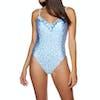 Vestimenta de natación Mujer The Hidden Way Lenni - Blue