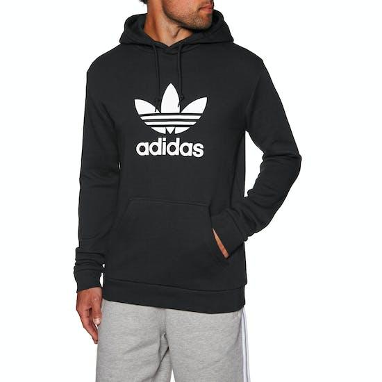 Pullover à Capuche Adidas Originals Trefoil