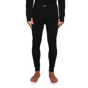 SWELL Thermal Base Layer Leggings - Black