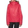 Roxy Jet Ski Solid Womens Snow Jacket - Tea Berry_kerala Emboss