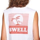 SWELL SUNSET PALMS Tank Vest