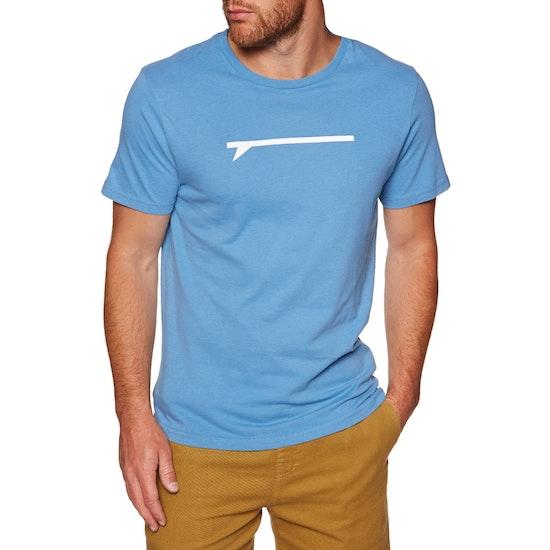 Surf Perimeters The Icon Board Print Short Sleeve T-Shirt