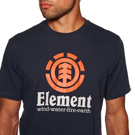 Element Vertical T-Shirt Korte Mouwen