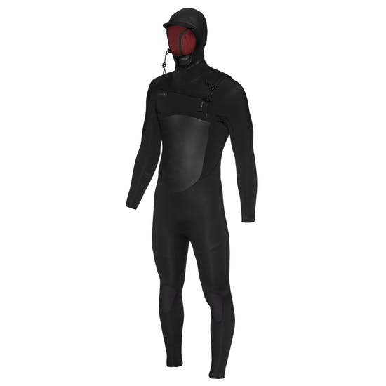 Xcel Infiniti 5/4mm Chest Zip Hooded Wetsuit