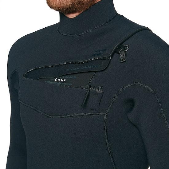 Billabong Furnace Carbon 5/4mm 2019 Chest Zip Wetsuit