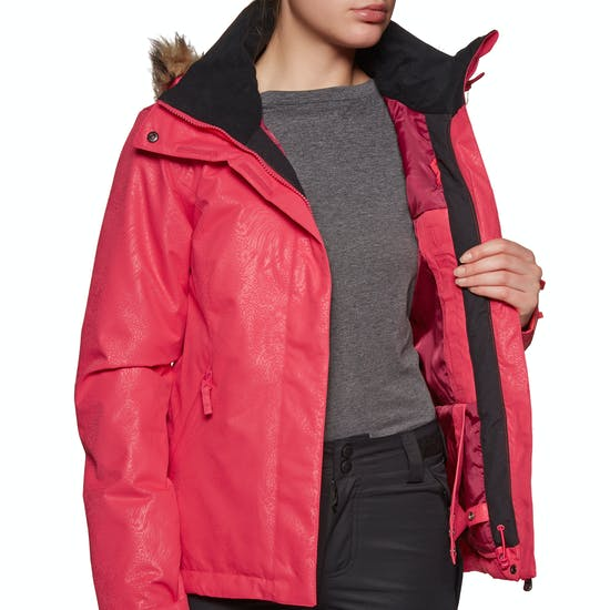 Roxy Jet Ski Solid Womens Snow Jacket
