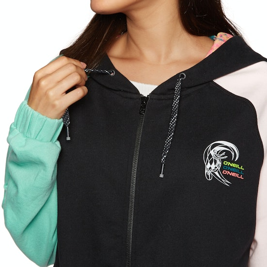 O'Neill Issue Ladies Zip Hoody