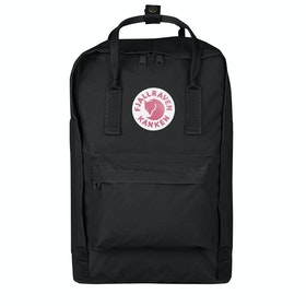 Fjallraven Kanken 15 , Laptopryggsäck - Black