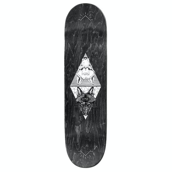 SOVRN Geri & Freki 8 Inch Skateboard Deck