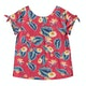 Roxy Repeat All Girls Short Sleeve T-Shirt