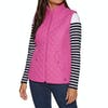 Joules Minx Womens Body Warmer - Pink