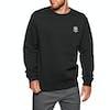 SWELL Bloom Crew Sweater - Black
