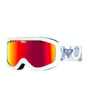 Roxy Sunset ML Womens Snow Goggles
