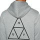 Huf Essentials Triple Triangle Kapuzenpullover