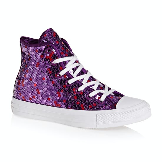 Converse Chuck Taylor All Star Hi Womens Shoes