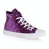 Converse Chuck Taylor All Star Hi Womens Shoes - Icon Violet Purple White