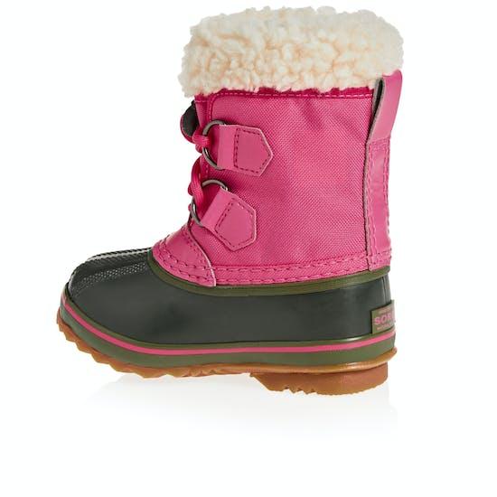 Sorel Childrens Pack Nylon Kids Boots