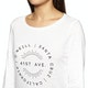 O'Neill Freedom Damen Langarm-T-Shirt