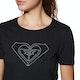 Roxy Red Sunset B Womens Short Sleeve T-Shirt