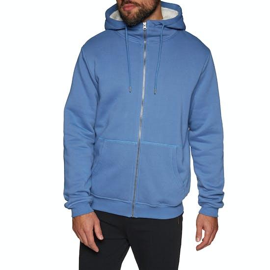 SWELL Mens Drifter Sherpa Zip Hoody
