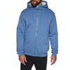SWELL Mens Drifter Sherpa Zip Hoody - Blue