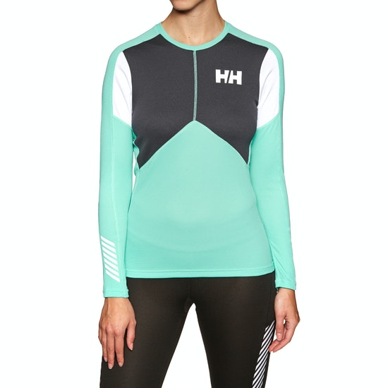 Helly Hansen Hh Lifa Active Crew Womens Base Layer Top