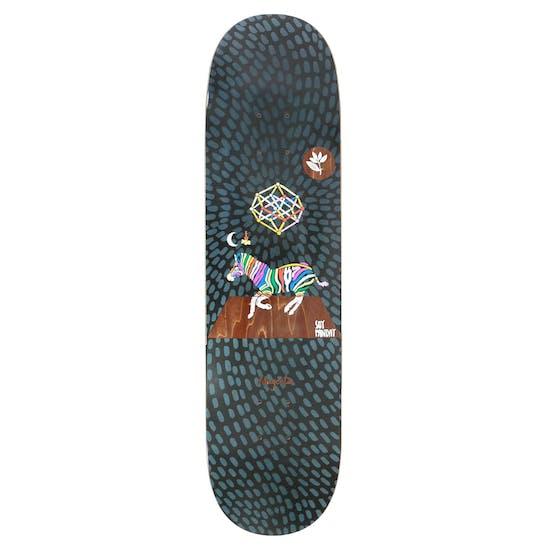 Magenta Panday Perceptions 8.25 Inch Skateboard Plank
