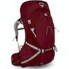 Osprey Aura AG 50 Womens Hiking Backpack - Gamma Red