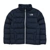 Plumón Boys North Face Andes - Cosmic Blue Mid Grey
