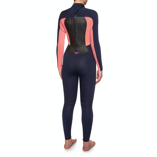 Roxy 4/3mm Prologue Back-Zip Ladies Wetsuit