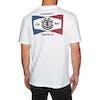 Element Segment Short Sleeve T-Shirt - Optic White