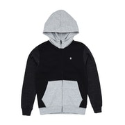 Volcom Single Stone Colourblock Boys Zip Hoody