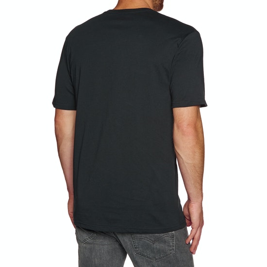 T-Shirt de Manga Curta Volcom Lay It Down Basic