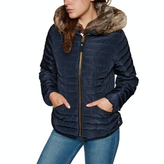 fashion style of 2019 innovative design fast color Joules Gosling Padded Womens Jacket - Free Delivery options ...
