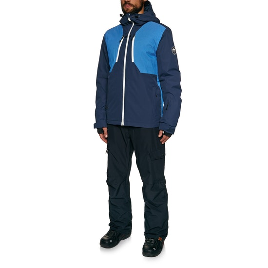 Blusão para Snowboard Quiksilver Mens Mission Plus