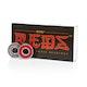 Bones Reds 608 8mm Skateboard Bearings