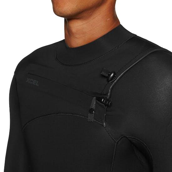 Xcel Comp 4/3mm 2019 Chest Zip Wetsuit