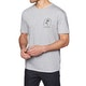 Quiksilver Glad You Are Back Short Sleeve T-Shirt