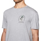 Quiksilver Glad You Are Back Mens Short Sleeve T-Shirt