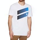 Hurley Icon Slash Gradient Short Sleeve T-Shirt